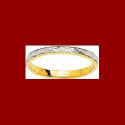 alliance ciselée 2.5 mm