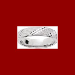 Alliance ciselée 5mm