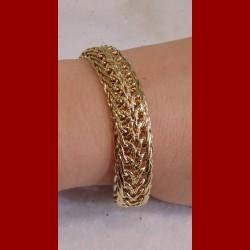 Bracelet Russe Or 18 carats