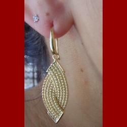 Boucles d'oreilles sissi