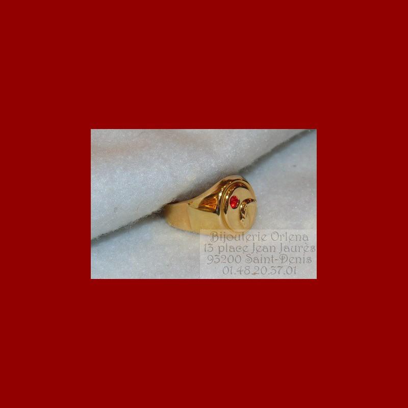 chevali re serpent or 18 carats bijouterie orlena. Black Bedroom Furniture Sets. Home Design Ideas