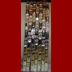 A l'unité Bracelet Fleur Pyramide Or 18 carats