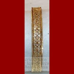 Bracelet Dentelle or 18 carats