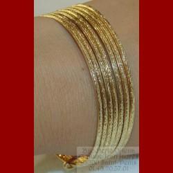 Bracelet semainier avec barrette