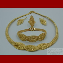 Parure Sissi Or 18 Carats