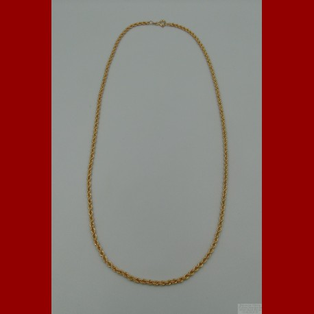 Collier Or 18 Carats