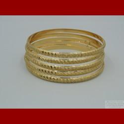 Bracelet Semainier à l'unité Or 18 Carats