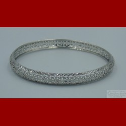 Bracelet Style Marocain Or 18 Carats