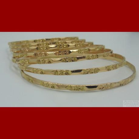 Bracelet Semainier Or 18 Carats