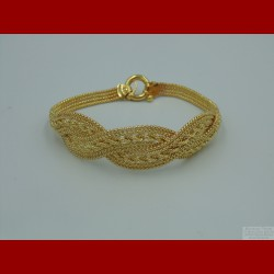 Bracelet Sissi Or 18 Carats