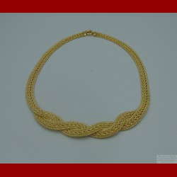 Collier Sissi Or 18 Carats