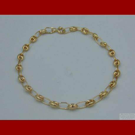 Bracelet Graine de Café Or 18 Carats