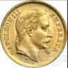 20 Francs Napoléon 22 Carats