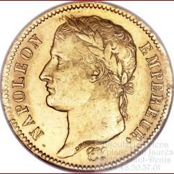 40 Francs Napoléon 22 carats